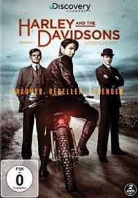 Cover Harley and the Davidsons