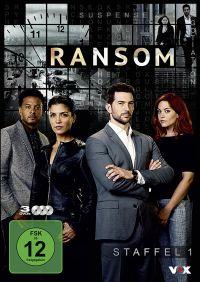 Ransom - Staffel 1 Cover