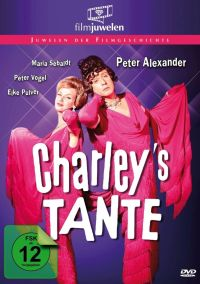 Peter Alexander – Charleys Tante  Cover