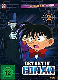 Detektiv Conan - Box 2  Cover