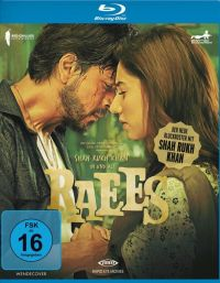 DVD Raees