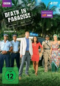 Cover Death in Paradise - Staffel 6
