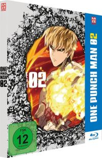 Cover One Punch Man - Vol. 2