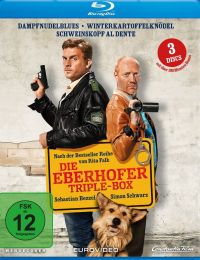 Cover Die Eberhofer Triple Box