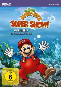 Cover Die Super Mario Bros. Super Show!, Vol. 3