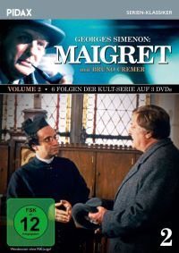 Cover Maigret - Vol. 2