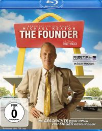 The Founder Cover