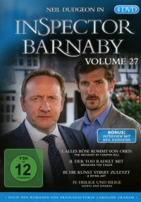 Inspector Barnaby Vol. 27 Cover