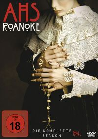 American Horror Story: Roanoke (Die komplette sechste Season)  Cover