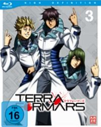 Terraformars - Vol. 3 Cover