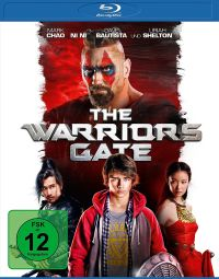 The Warriors Gate Cover