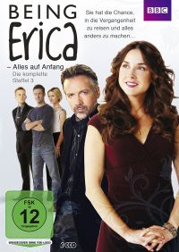 Being Erica - Alles auf Anfang - Die komplette Staffel 3 Cover