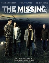 The Missing - Staffel 2 Cover
