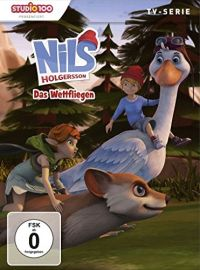 Nils Holgersson DVD 2/Episode 08-13 Cover