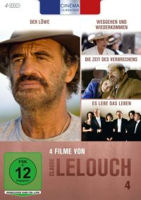 Claude Lelouch - Box 4 Cover