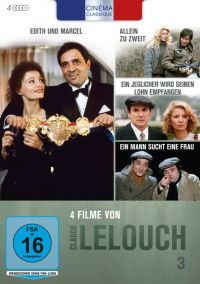 Cover Claude Lelouch - Box 3