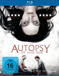 The Autopsy of Jane Doe Cover