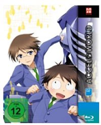 DVD Accel World Vol. 2