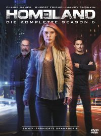 Homeland - Die komplette Season 6 Cover
