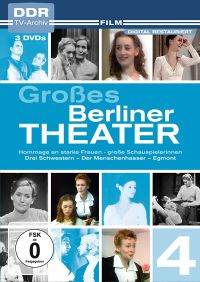 Großes Berliner Theater, Vol. 4 Cover