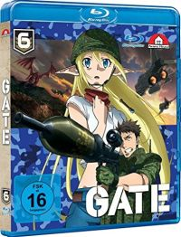 Gate - Vol. 6 Cover