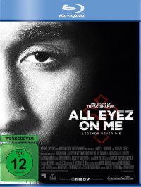 DVD All Eyez on Me - Legends never die