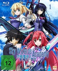 Sky Wizards Academy - Episode 01-06 Cover