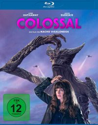 Colossal Cover