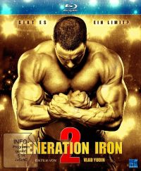 Generation Iron 2 Cover