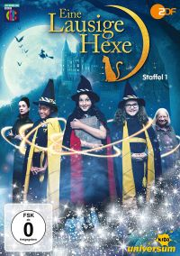 Eine lausige Hexe - Staffel 1 Cover