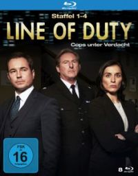 Line of Duty - Cops unter Verdacht - Staffel 1-4 Cover