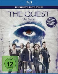The Quest - Die Serie - Staffel 3 Cover