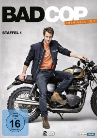 Bad Cop - kriminell gut, Staffel 1 Cover