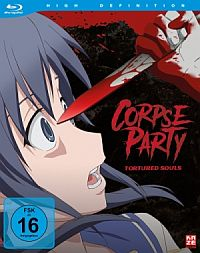 DVD Corpse Party: Tortured Souls