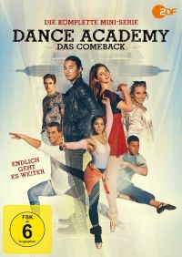 Dance Academy: Das Comeback - Die komplette Miniserie Cover