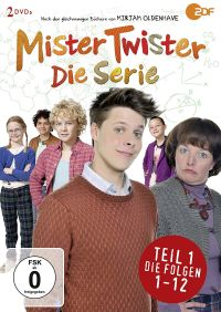 Mister Twister: Die Serie - Part 1 Cover