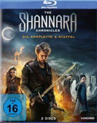 The Shannara Chronicles - Die komplette 2.Staffel Cover