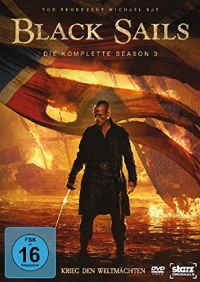 Black Sails - Die komplette Season 3  Cover