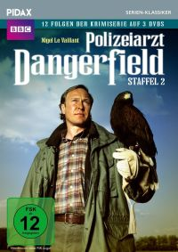 Polizeiarzt Dangerfield - Staffel 2 Cover