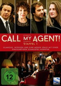 DVD Call my Agent - Staffel 1