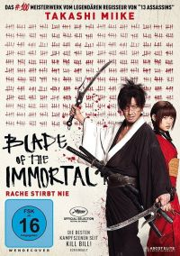 Blade of the Immortal - Rache stirbt nie Cover