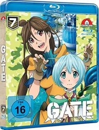 Gate - Vol. 7 Cover