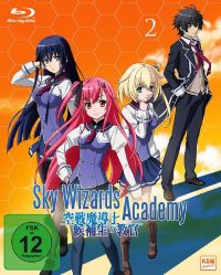 Sky Wizards Academy - Volume 2: Episode 07-12 Cover