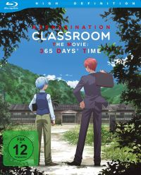Assassination Classroom the Movie: 365 Days Time Cover