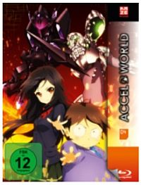 DVD Accel World Vol. 4