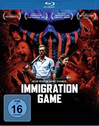 Immigration Game  Cover