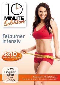 DVD 10 Minute Solution - Fatburner intensiv