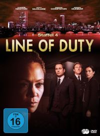 Line of Duty - Cops unter Verdacht, Staffel 4 Cover