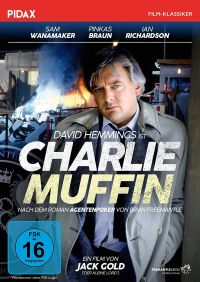 Cover Charlie Muffin