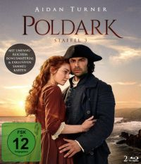 Poldark - Staffel 3 Cover